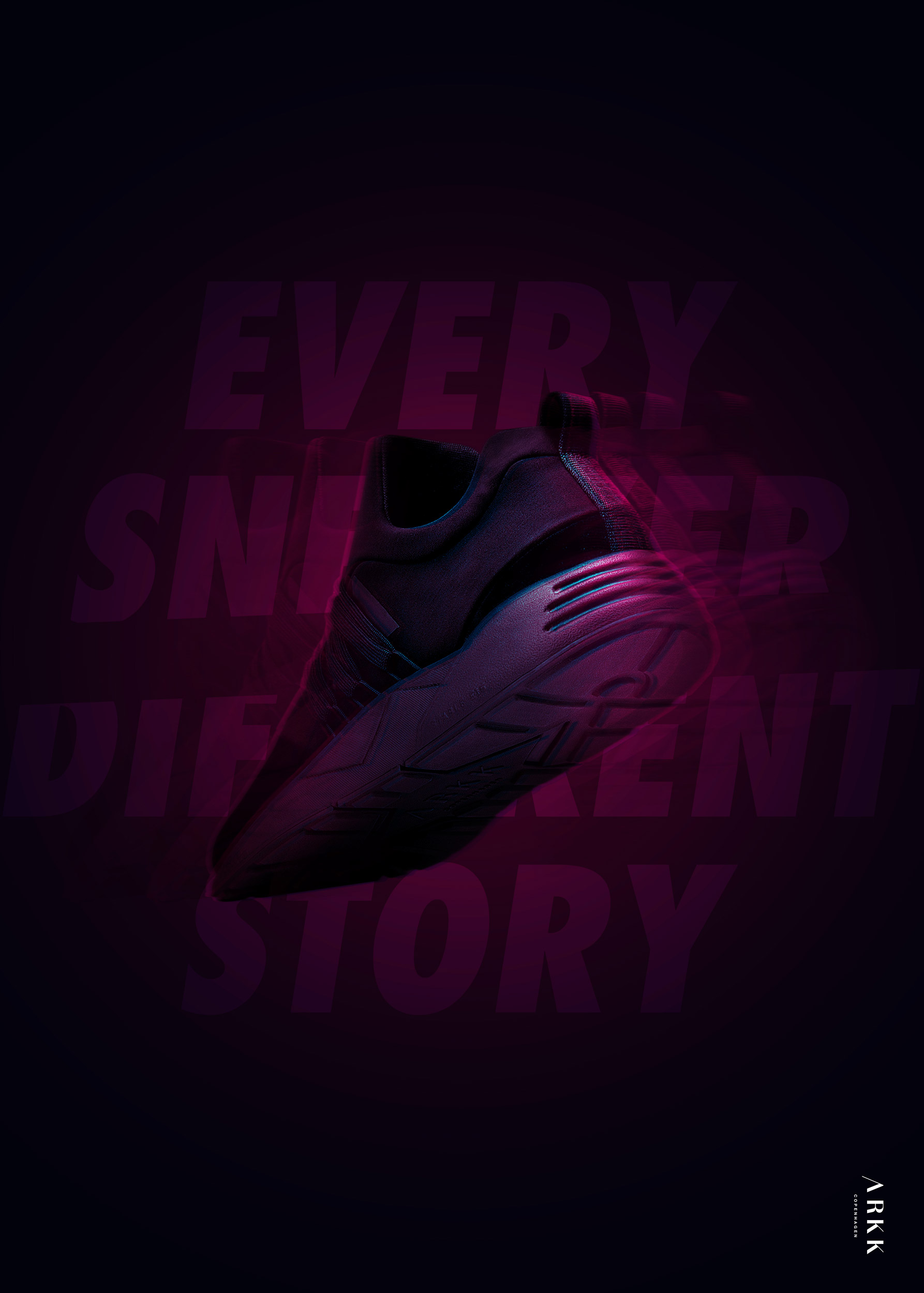About Every Sneaker Different Story